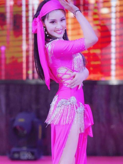【雪舞文化東方舞??*美拍直播】東方舞基本功課
