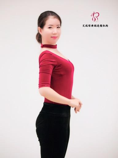 【艾瑞塔·文文美拍直播】一起練習形體舞吧