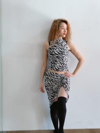 【Sylvia.....美拍直播】怡寰舞蹈公益課堂13